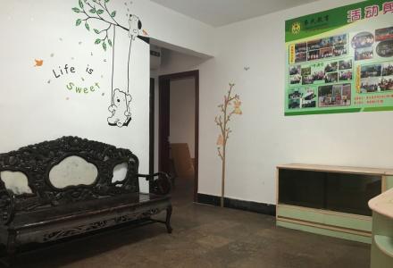 降价!!![非中介直租]桂林火车南站附近南新路3房3厅1卫新装房125平屋外大露台整体出