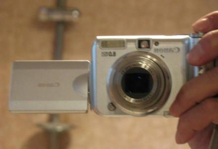 佳能A630数码相机