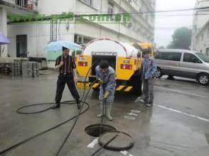 桂林高压清洗下水道专业清理化粪池广西市政高压清洗化粪池工程项目