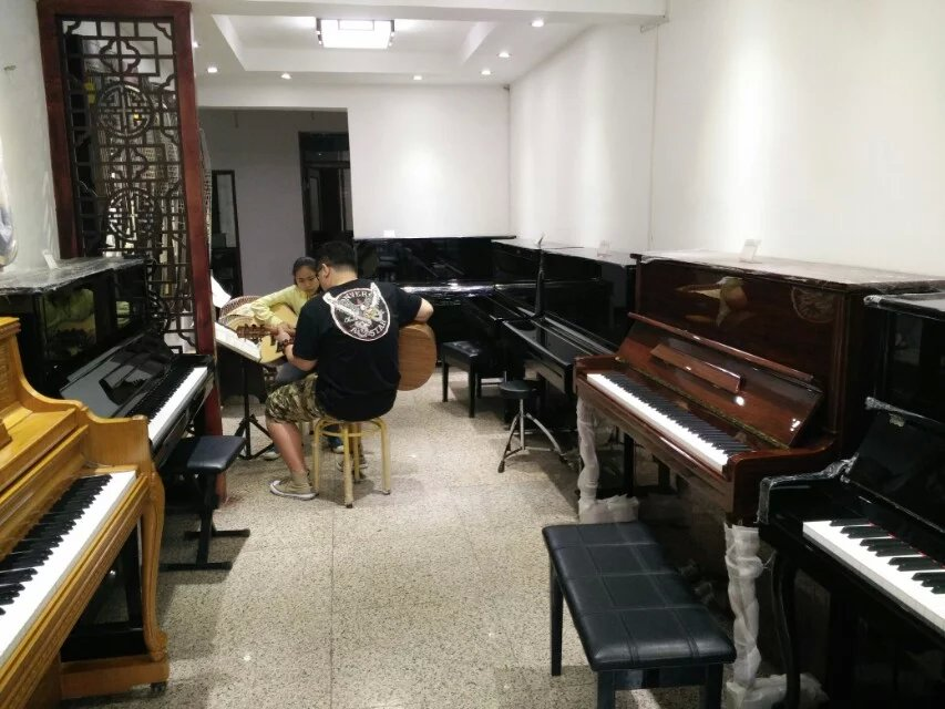 纯进口高端精品雅马哈钢琴