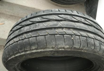 宝马原装轮胎出售,几乎全新245/45/R18宝马原厂防爆胎