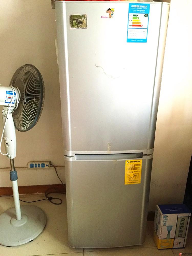 【海尔冰箱,自用9成新】152l,型号bcd-192kj