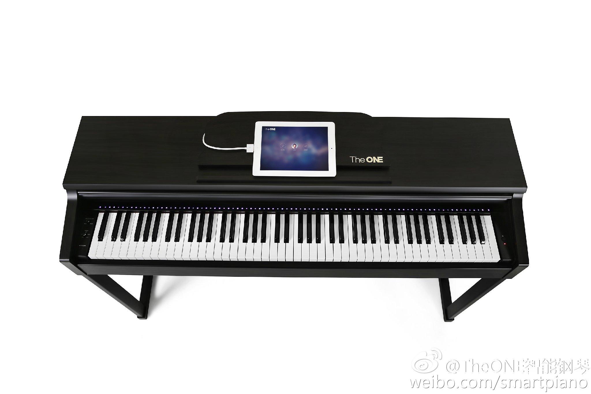全新the one 智能钢琴