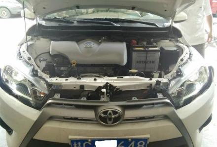 丰田逸致升级海拉三双光透镜+海四安定器+欧司朗66144+