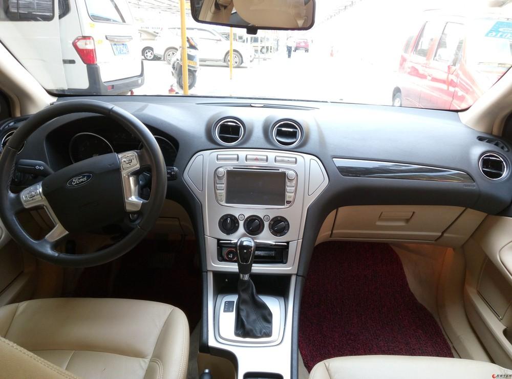 福特蒙迪欧 致胜2010款 2.3 手自一体 豪华型高清图片