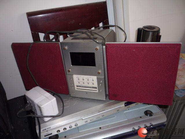 出售一台日本索尼cd-md1ex高档组合音响
