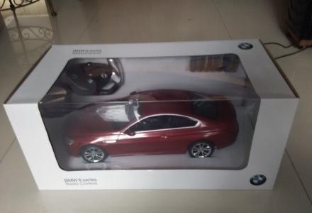 全新宝马X6带遥控车模出售
