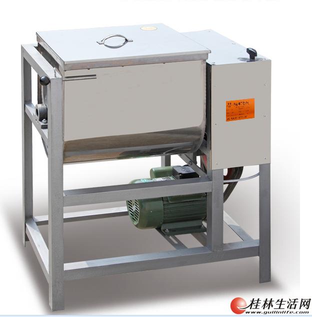 全不锈钢 加厚 25公斤和面机 搅拌机