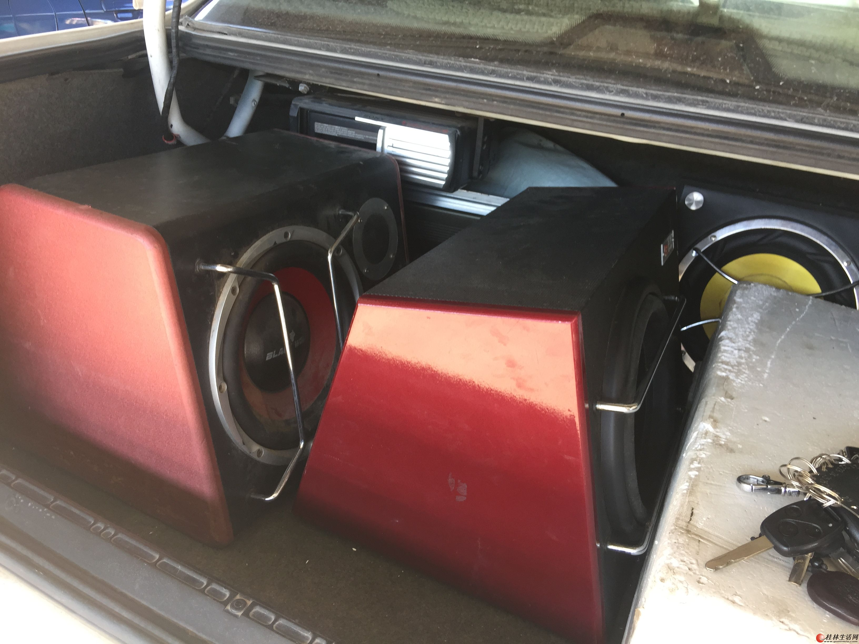 几个大功率汽车低音炮便宜处理