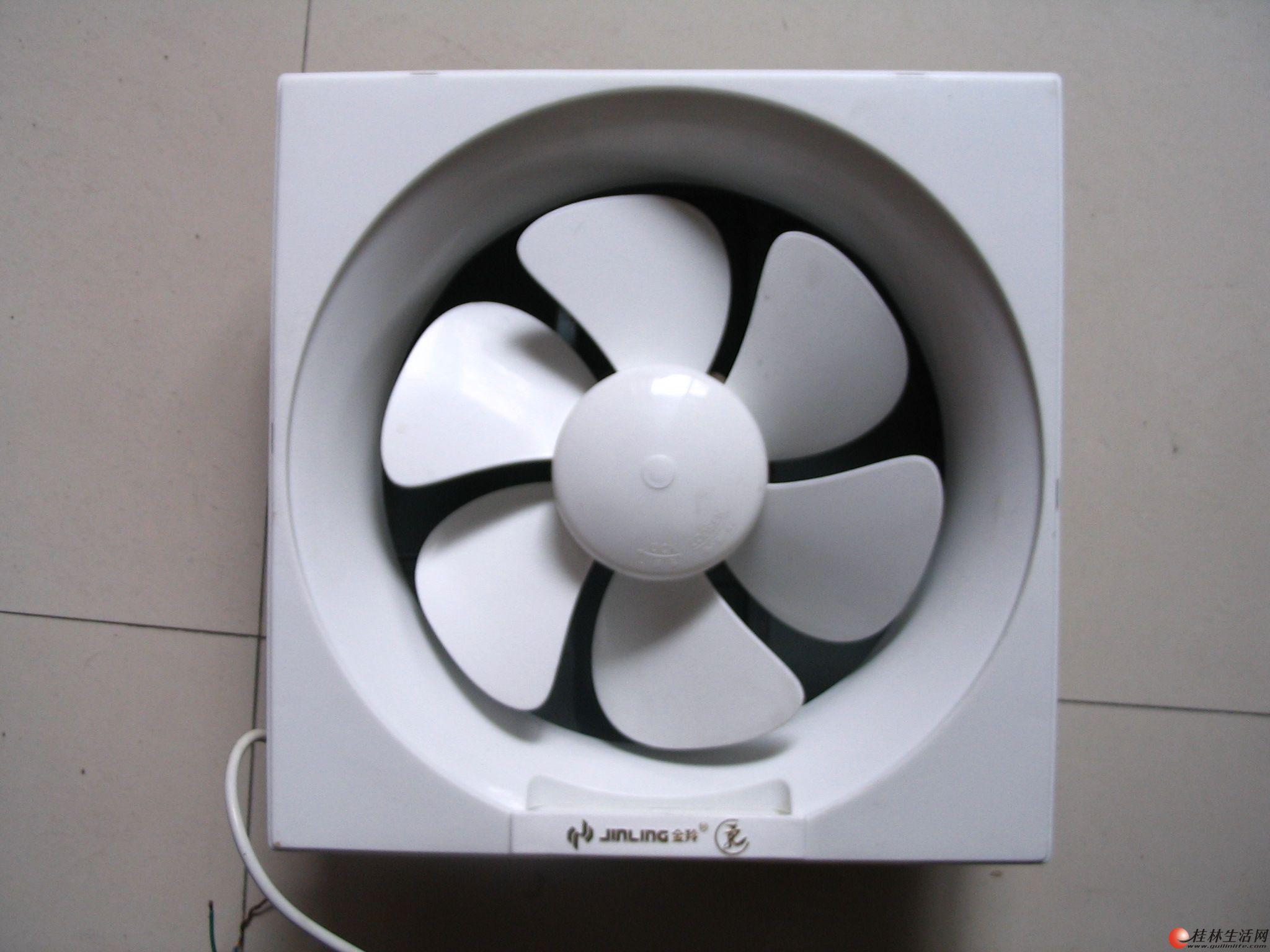 各种规格的排气扇出售