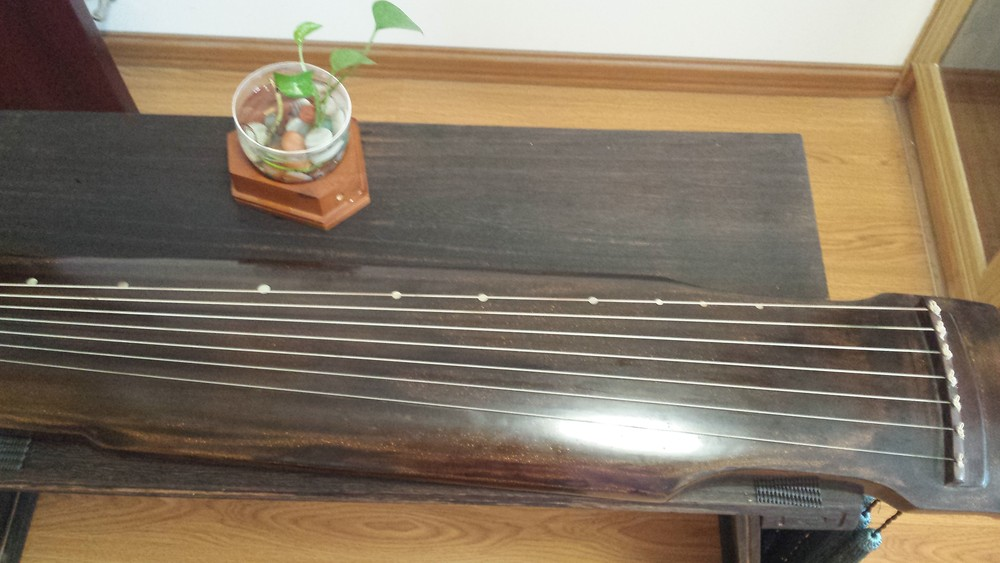 优质古琴转让(个人使用)