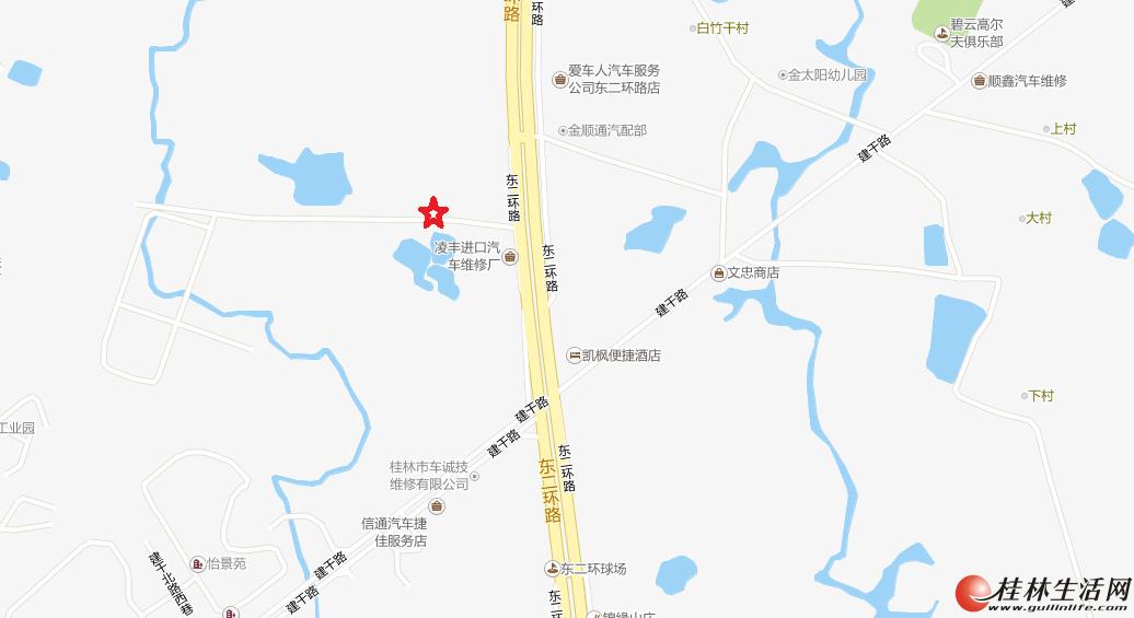 东二环路路边路口入200米1500平米厂房出租(整租或可分割成2空出租)