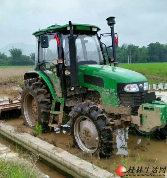 九成新常发大中型拖拉机 - 65000元