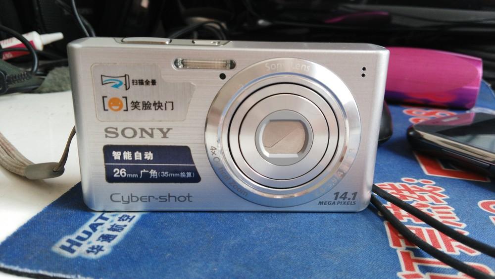 出售自用的索尼W610相机