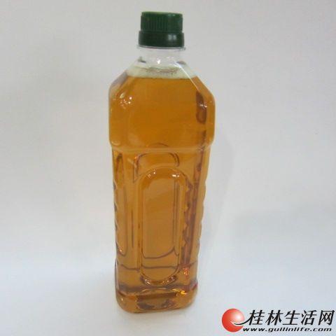茶油 食用油 高山老树龙胜土特产40元一斤 2斤 1100毫升