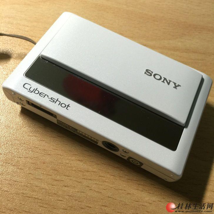 出闲置索尼精典款数码相机 T20  95成新