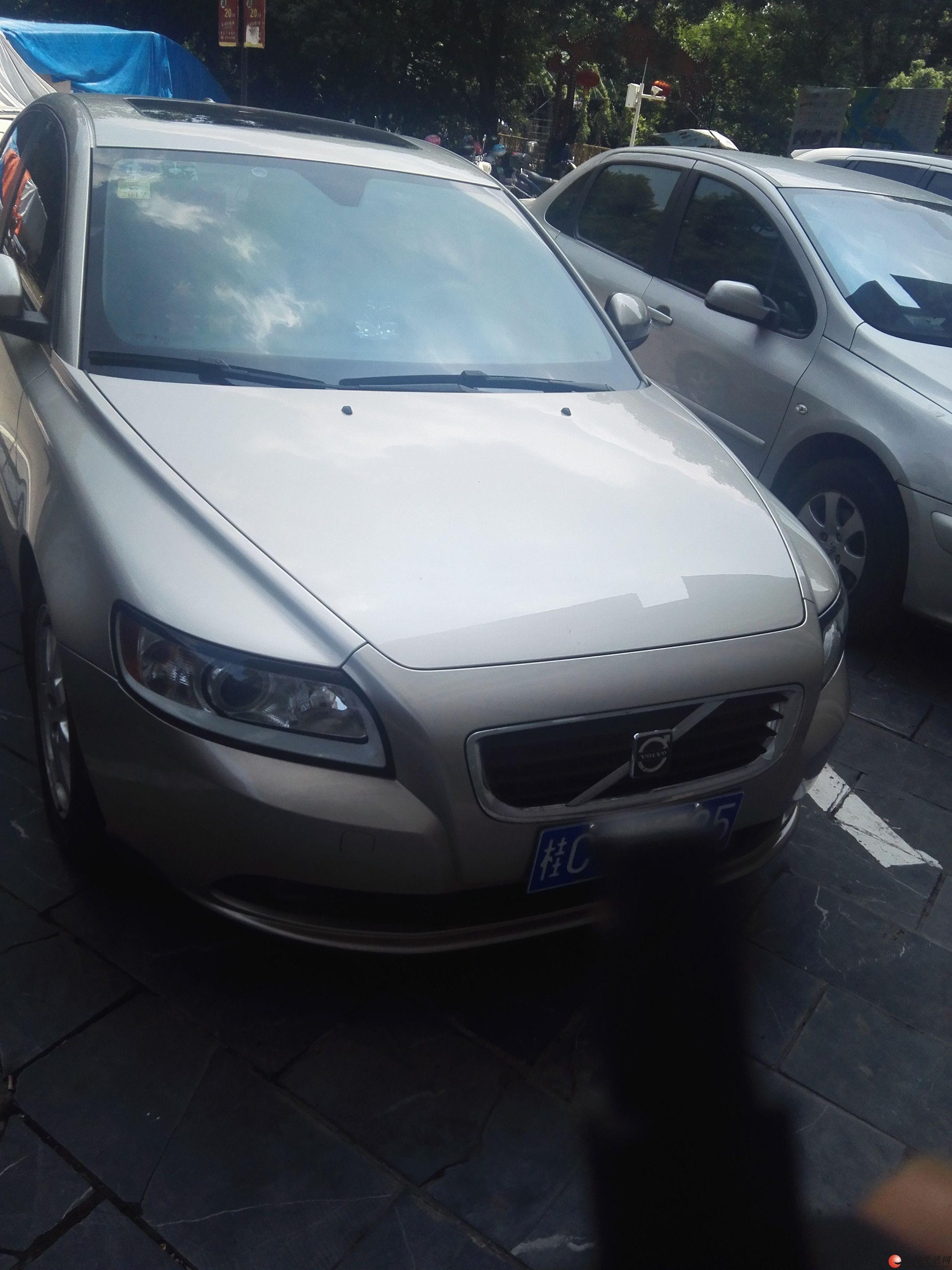 精品2011款沃尔沃S40出售