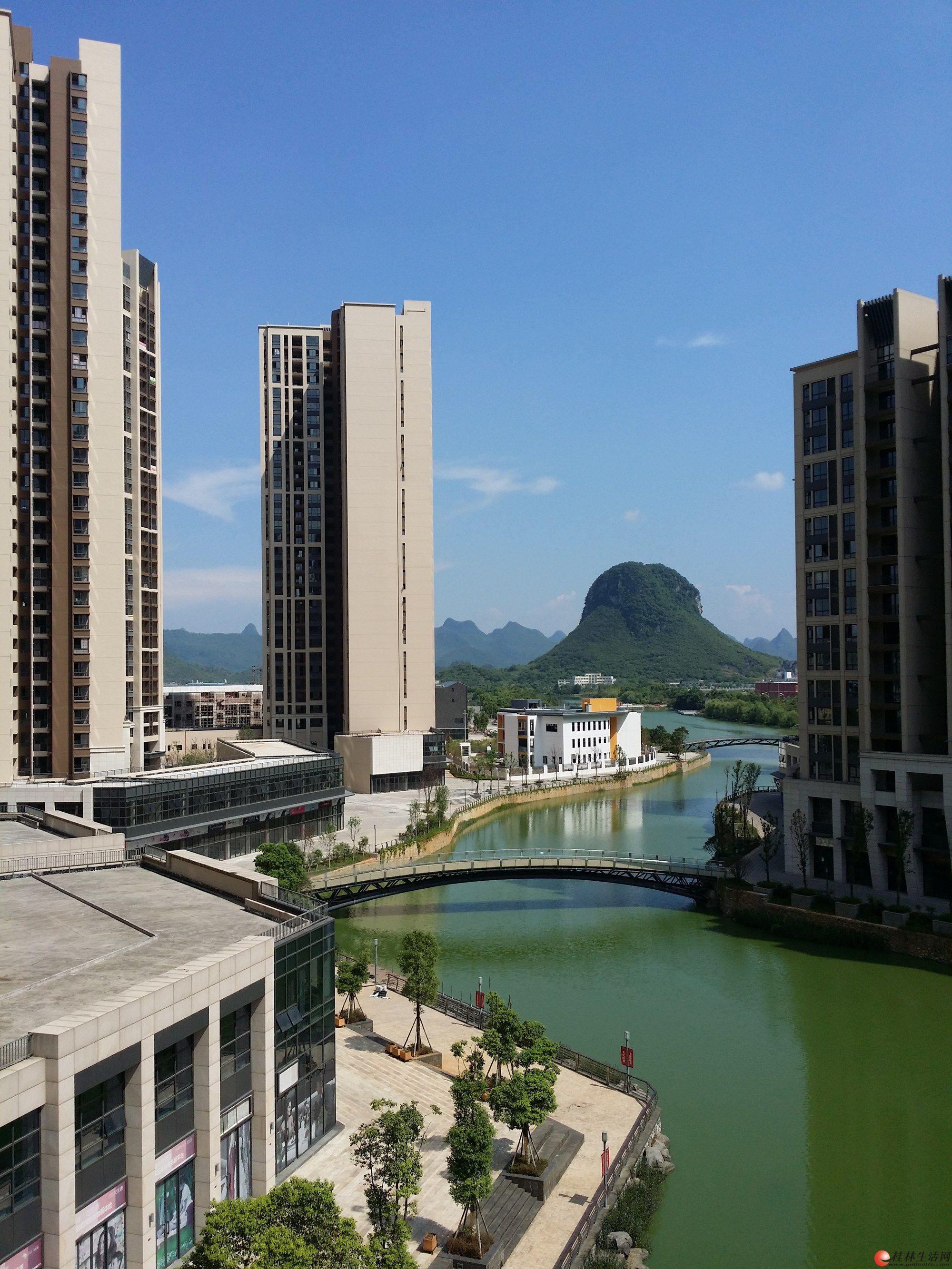 桂林临桂区花样年花样城两房出租