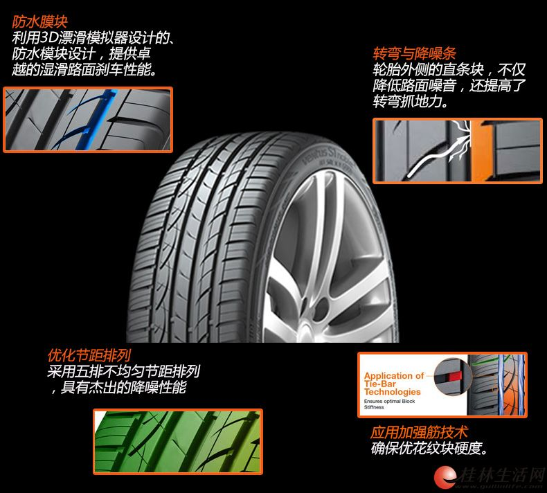 全新正品韩泰轮胎215/60r16(h452花纹)舒适轮胎/包安装/动平衡/送气嘴
