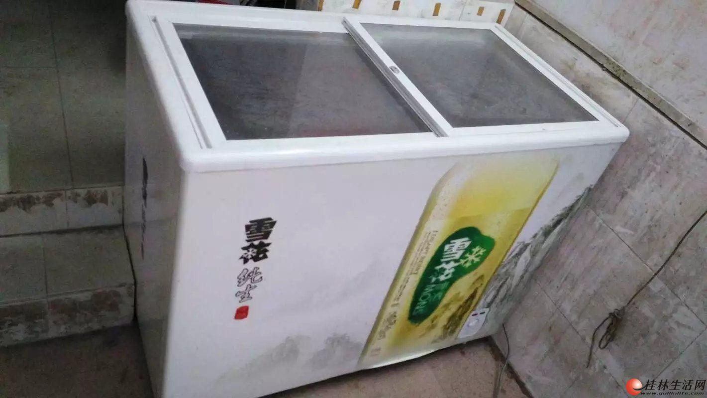 出售一台卧式冰柜有意者请联系