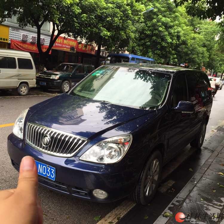 桂林旅游商务车找创毅,别克GL8(七座)只需398元一天