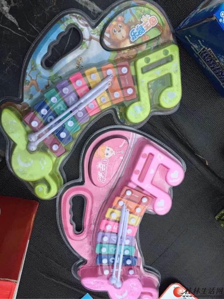 全新各类宝宝玩具便宜卖
