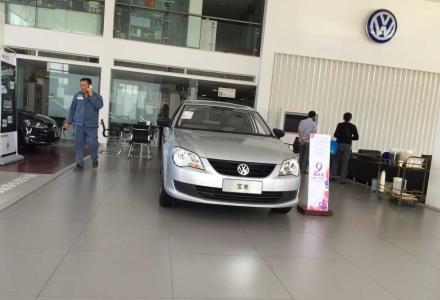 桂林租车,全新大众宝来手动导航版只需158元一天
