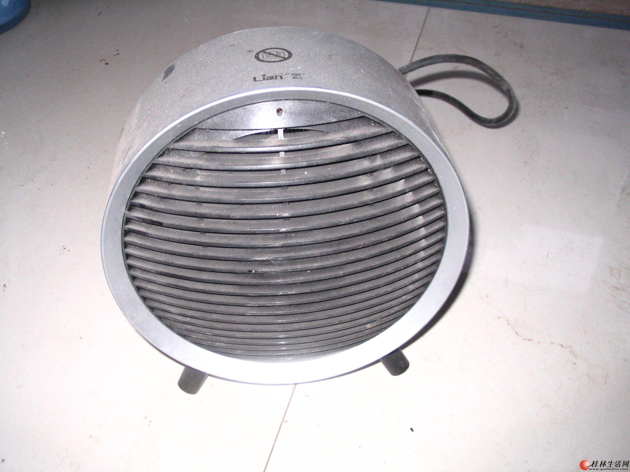 联创牌电热暖风机出售