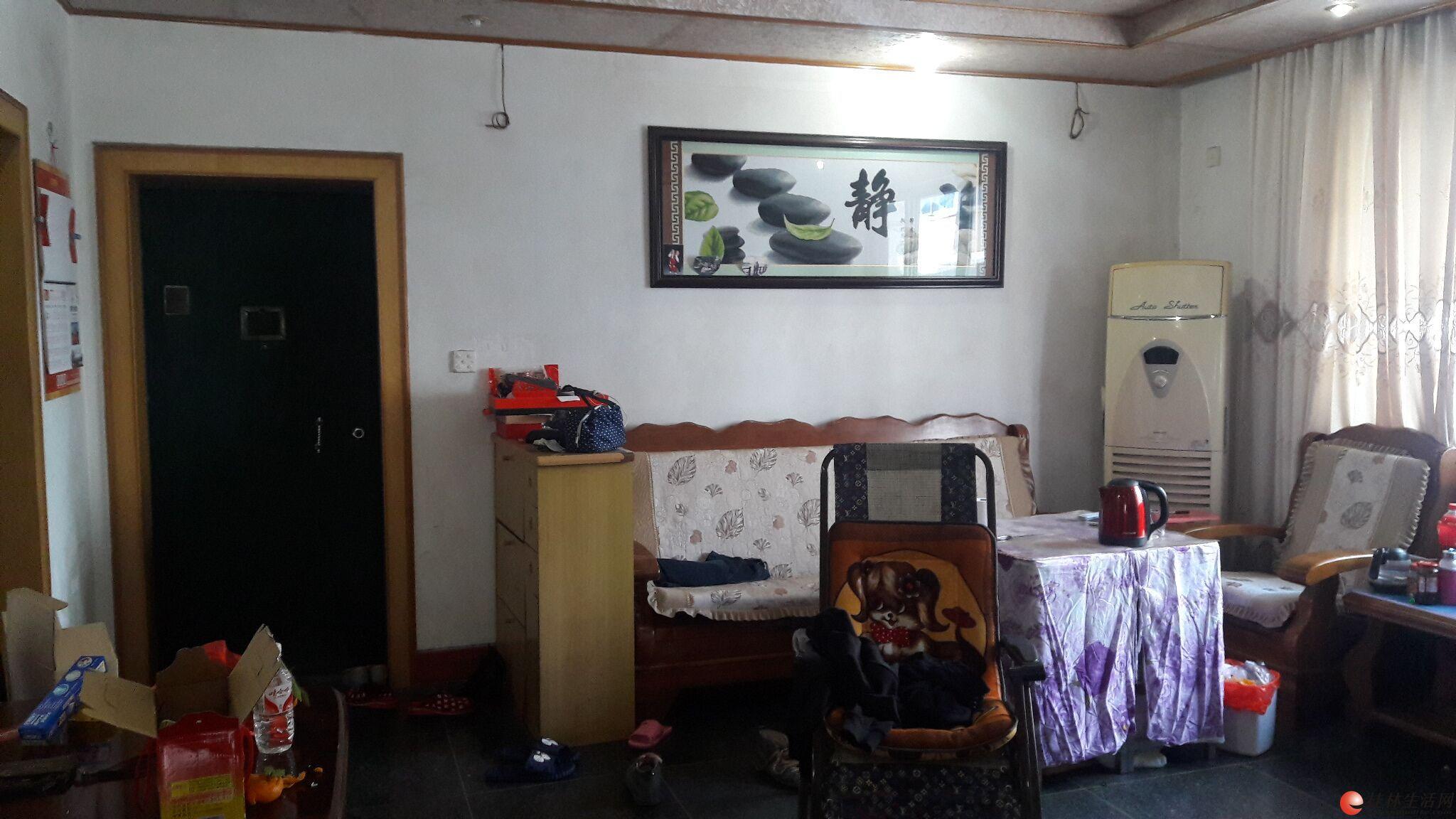 瓦窑区四建国家山小区三房两厅出售