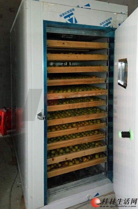 出售罗汉果、农产品热泵干燥机