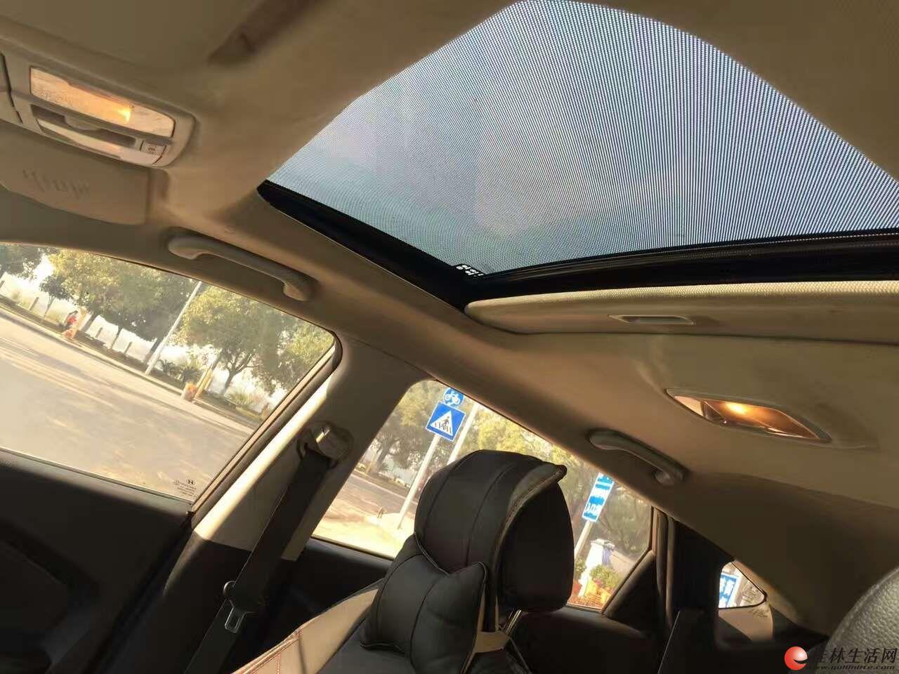 低价转让 北京现代lx35越野车 自动挡带天窗高清图片