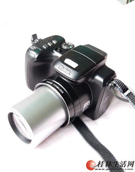 出个闲置的柯达数码相机