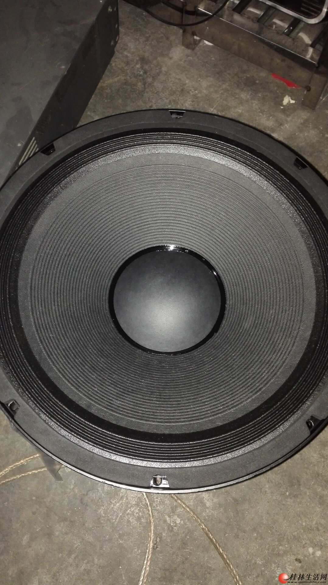 专业15喇叭600W100芯音圈