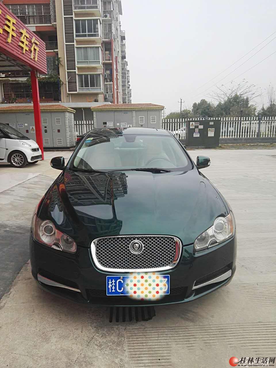 老板私家代步用车精品捷豹XF3.0豪华版