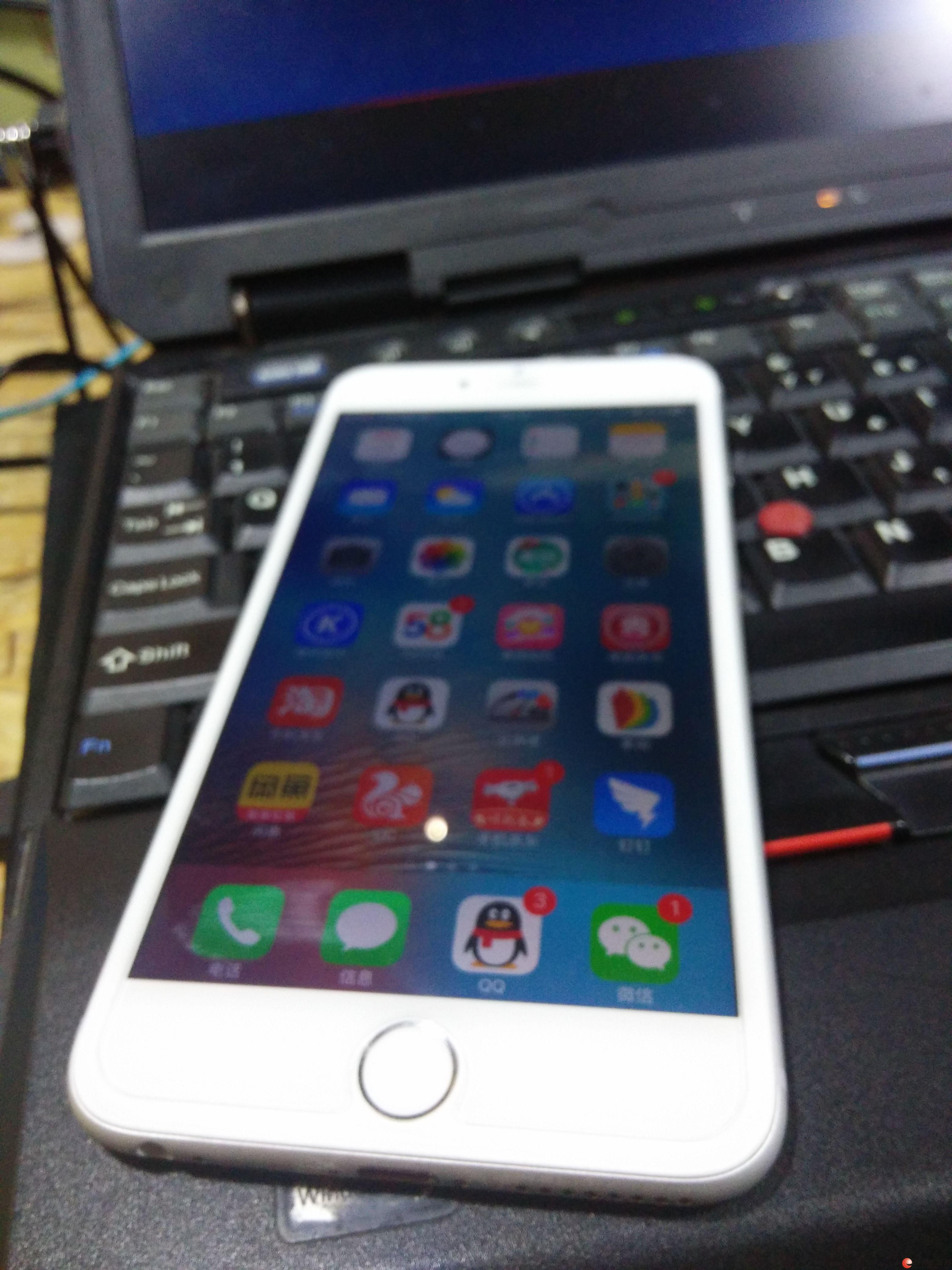 出一台128G的iPhone6plus成色完美