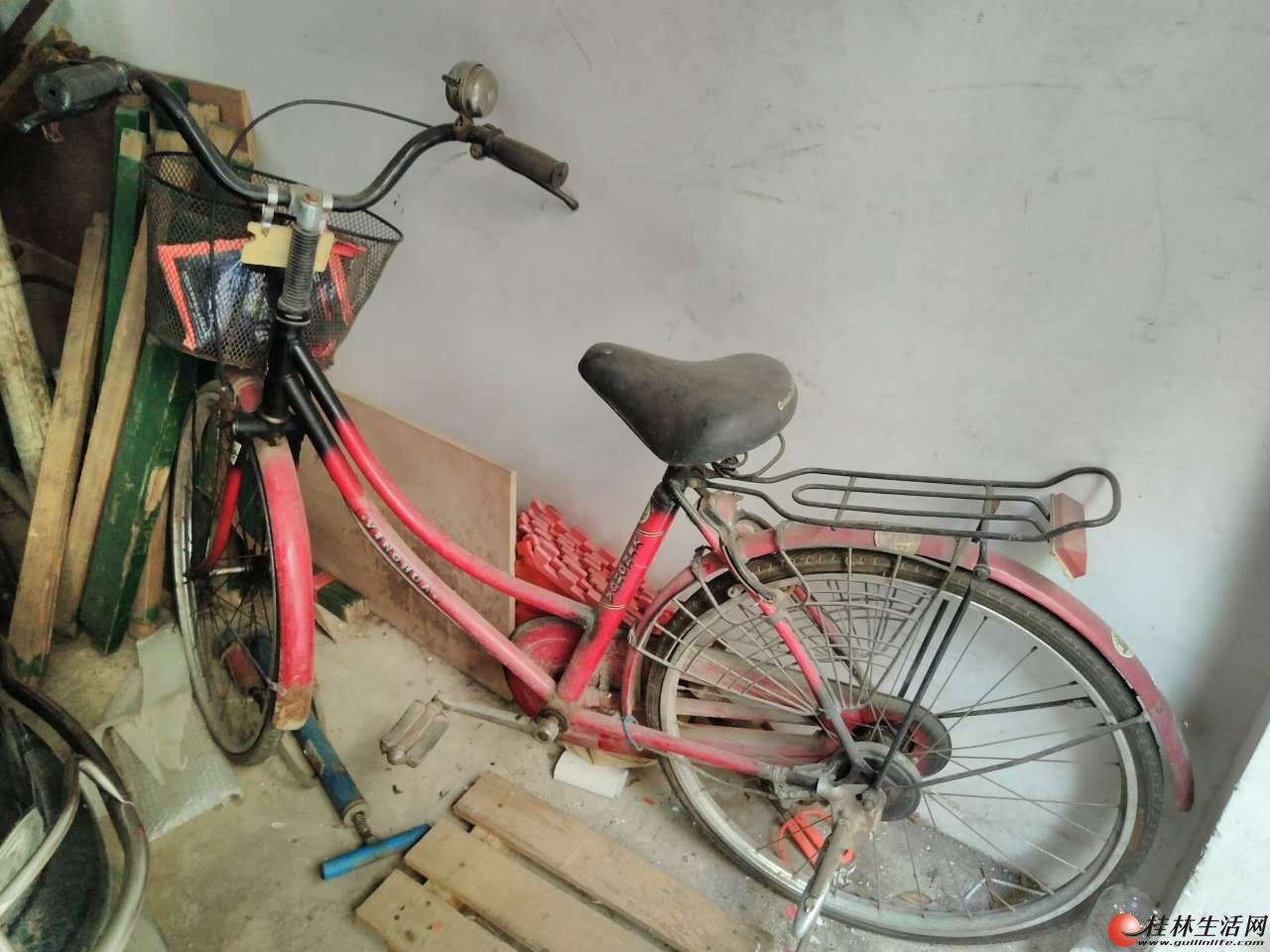 半卖半送,便宜出售旧单车