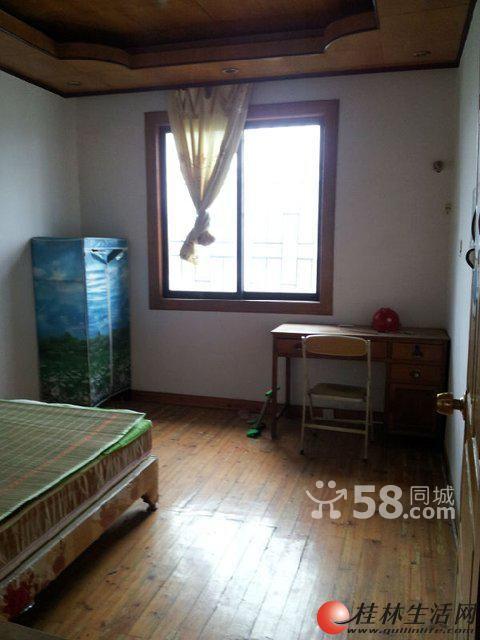 三里店大圆盘单位房2房 50平 2楼,600元有家具