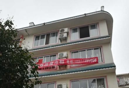 阳朔县城内整栋房屋出租,共4层半415平方