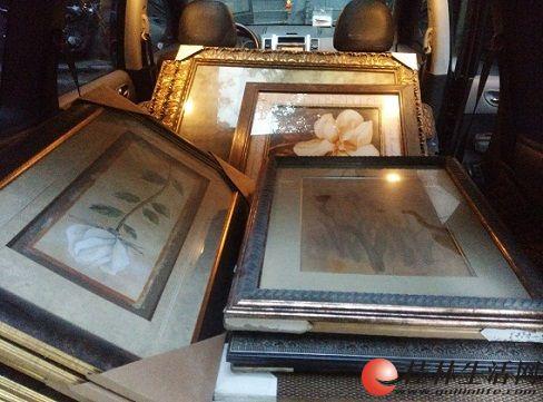 积压商品画卖大小尺寸都有,从10x20厘米到1米X1.5