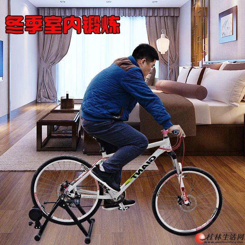 自行车室内骑行训练架