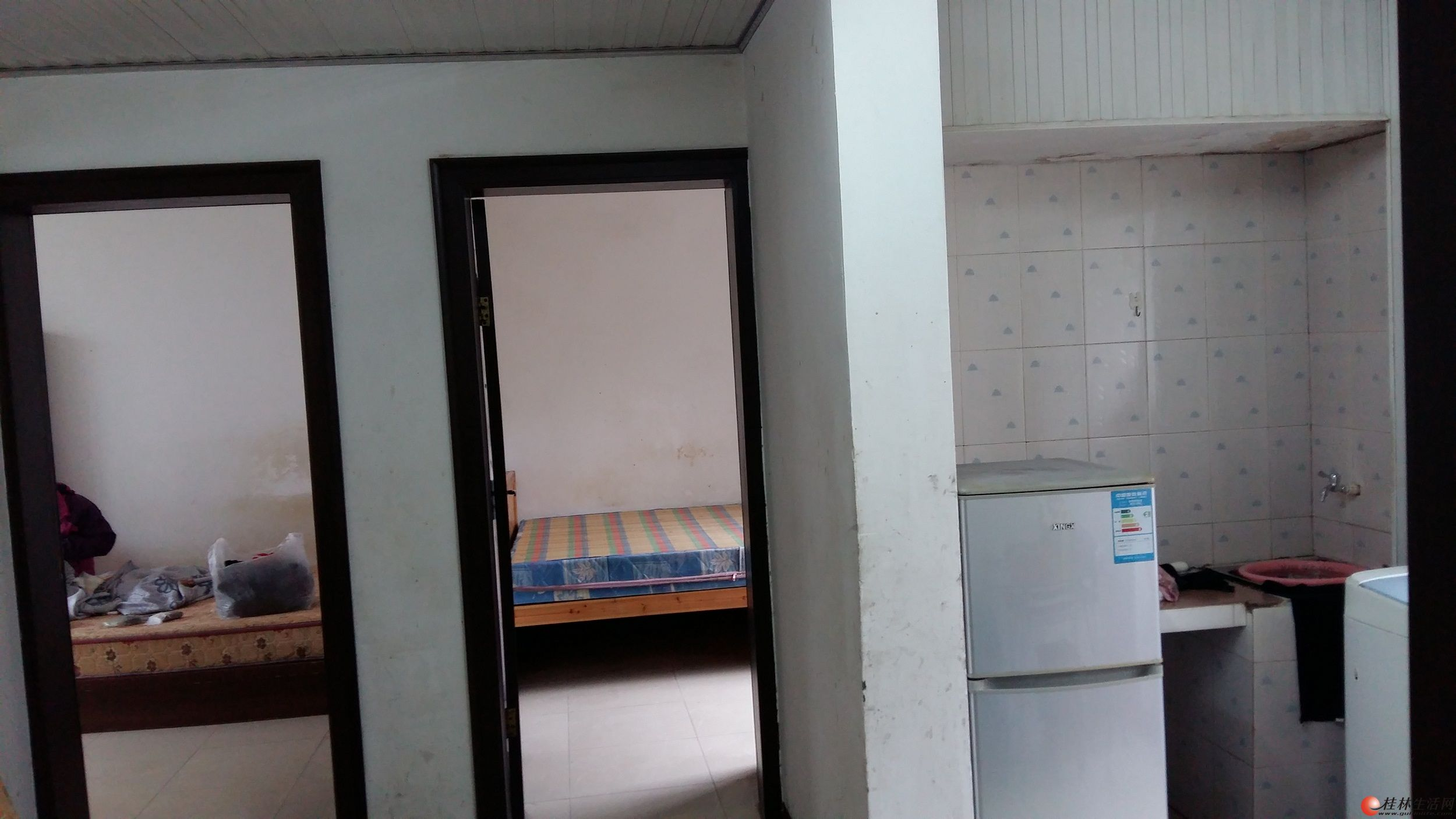 铁西小区二房一厅出租、家电齐全