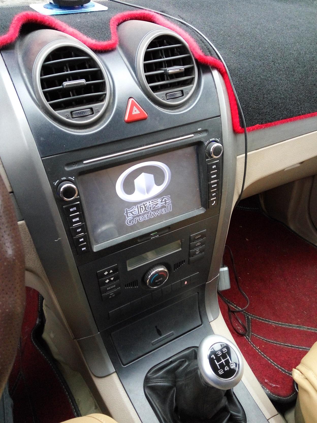 出售自己开的私家车长城哈佛H3  2011年款2驱柴油版