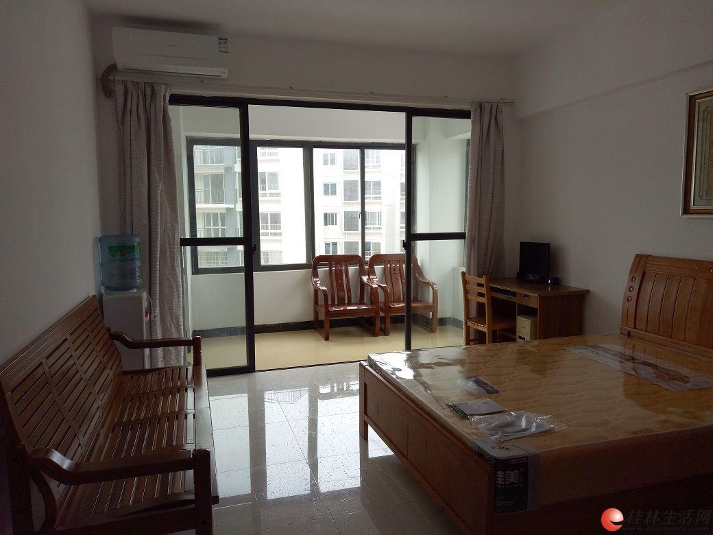 桂林市雁山新城单间配套的公寓