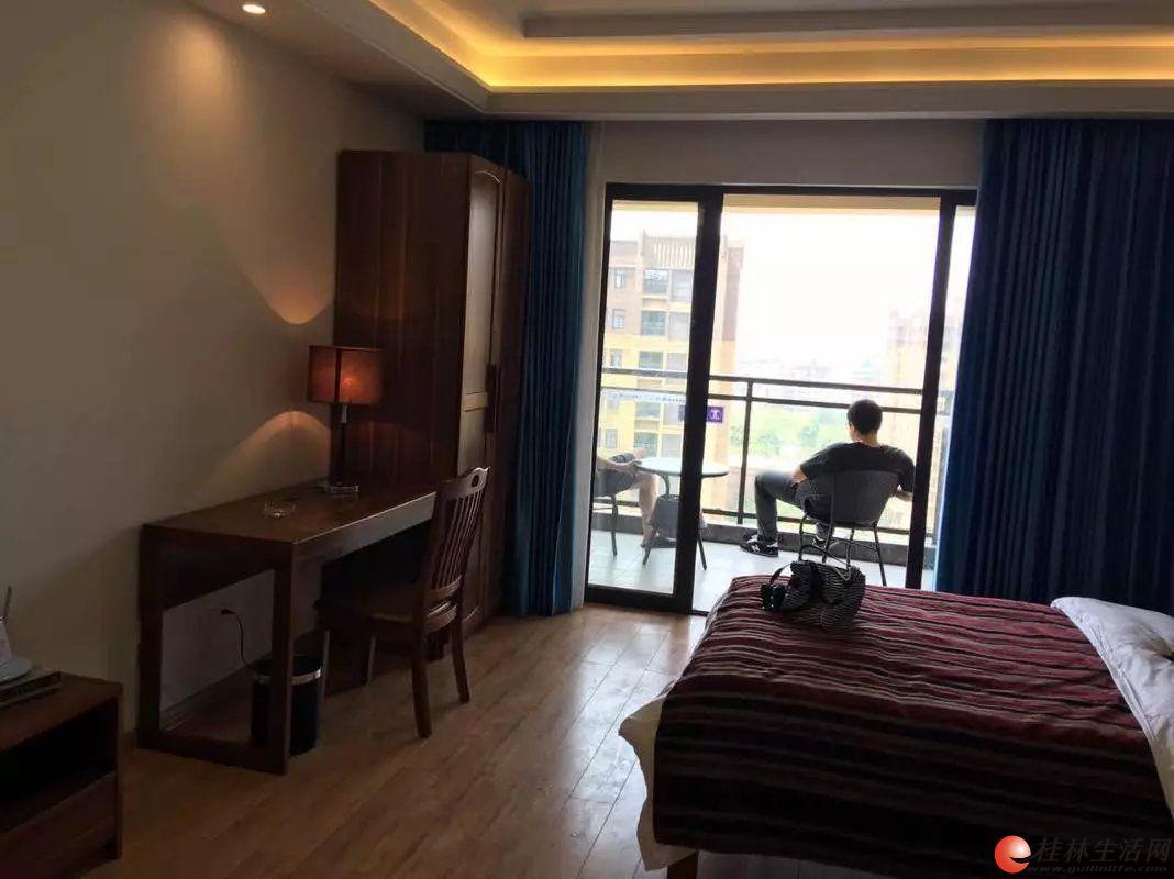 出租  万达华府公寓  50平米   电梯房  1800元/月  精装  家具齐全 拎包入住