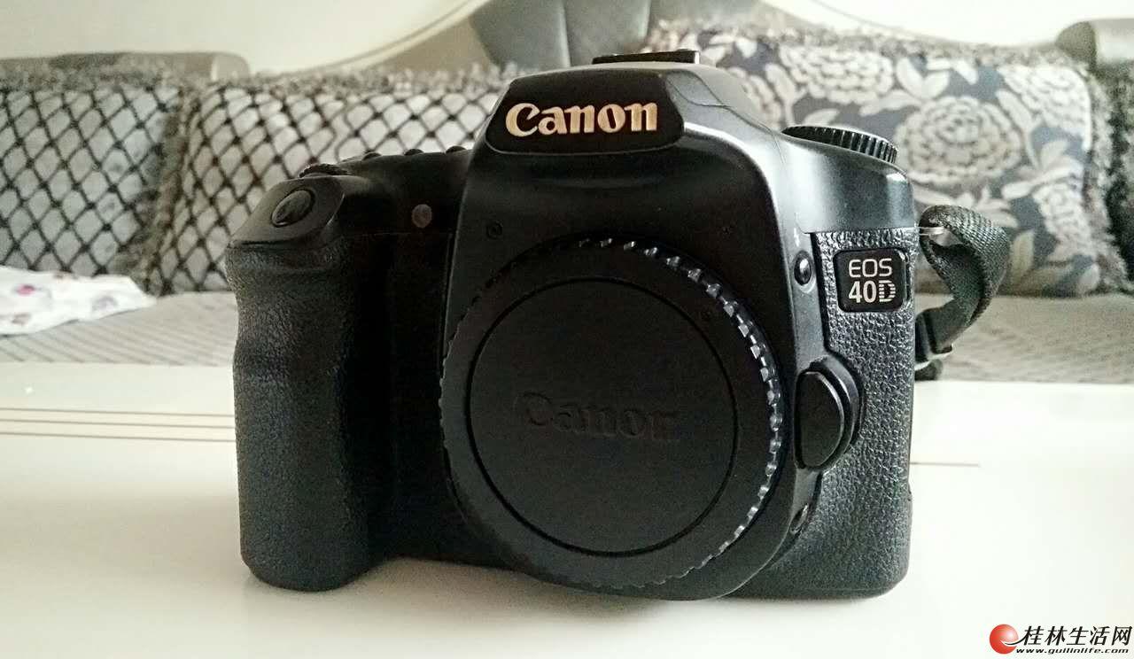 佳能单反中端相机40D