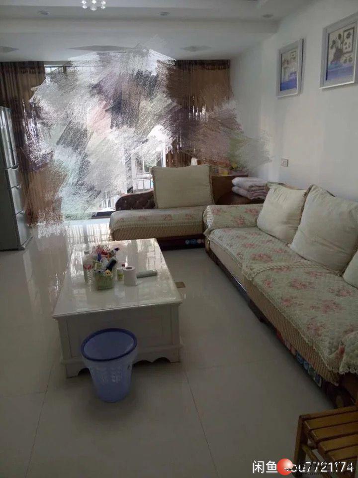 换风格诚意出售布艺沙发一套