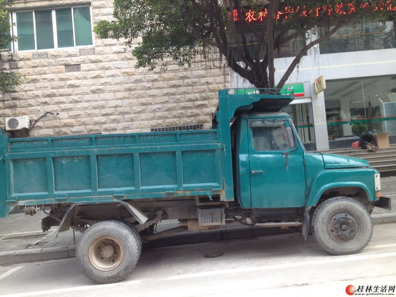 桂林灵川诚心低价出售河池180拖拉机
