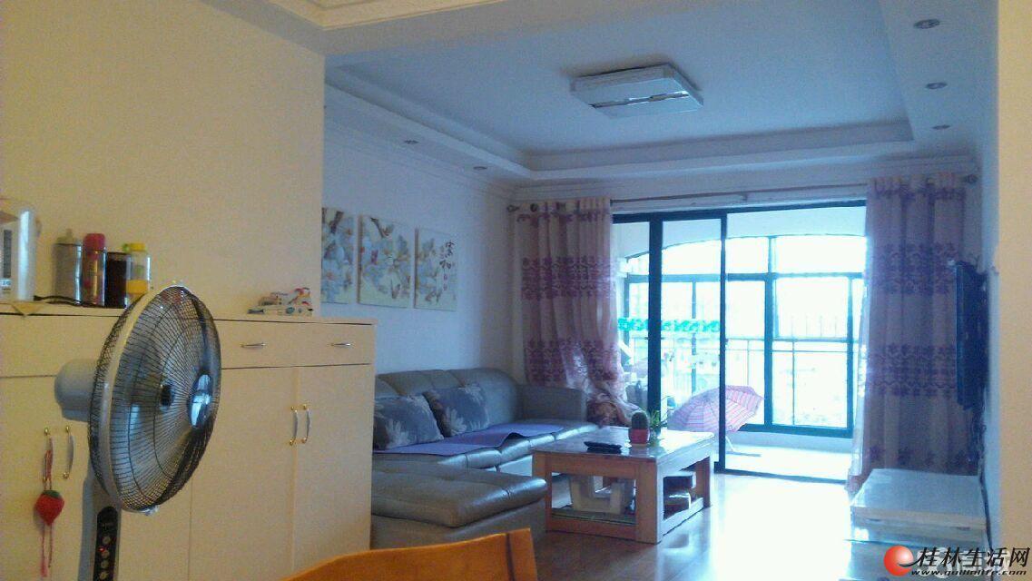 出售东晖国际,2房2厅1卫,100平米,5楼,精装,75万,家具齐全
