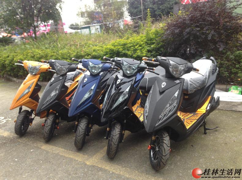 桂林市区最大品种最全的二手电动车车行.有600起价啊