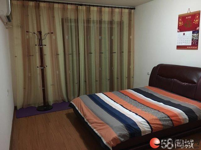 出租,鸾西二区,2房1厅1卫,2楼,65平米,1000元/月,精装修,家具齐全